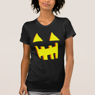 Glowing JackO'Lantern shirt