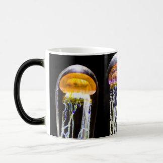 Glowing Jellyfish Magic Mug