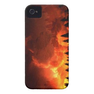 Glowing Landscape Case-Mate iPhone 4 Case