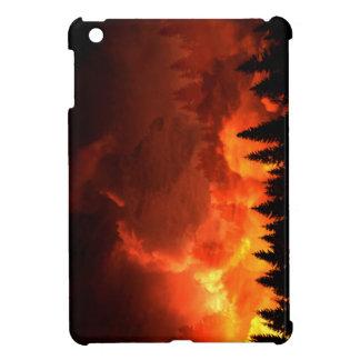 Glowing Landscape iPad Mini Case