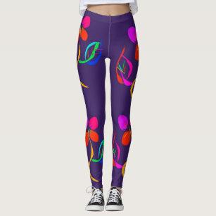 glowing leggings