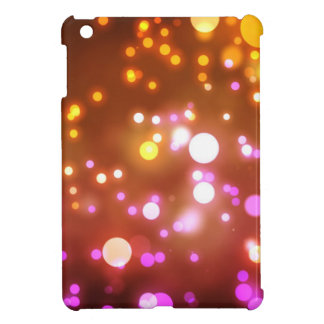 Glowing lights case for the iPad mini