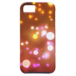 Glowing lights iPhone 5 cases