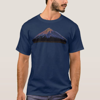 GLOWING MOUNTAIN TEE by JXG
