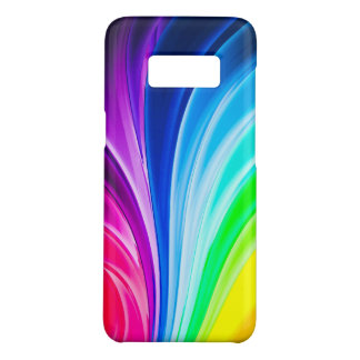 Glowing Neon Rays Case-Mate Samsung Galaxy S8 Case