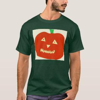 Glowing Pumpkin Shirt