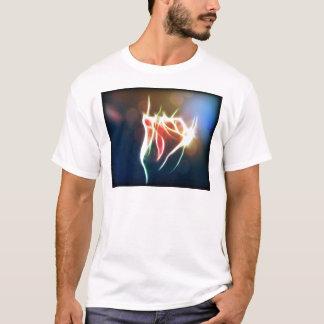 Glowing Rose T-Shirt
