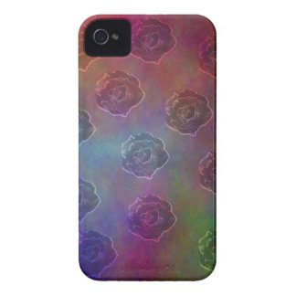 Glowing Roses blackberry bold case