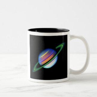 Glowing Saturn Mug