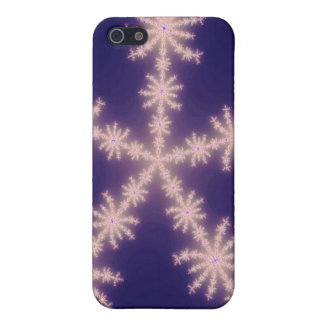 Glowing SnowFlakes iPhone 5 Case
