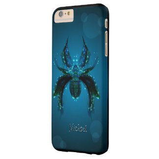 Glowing Spider Barely There iPhone 6 Plus Case