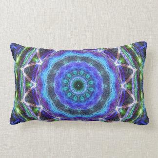 Glowing Star Kaleidoscope Lumbar Pillow