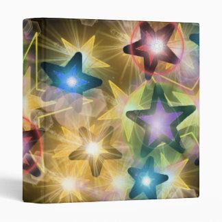Glowing Stars Binder