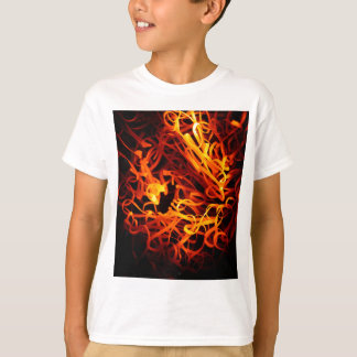 Glowing steel wool T-Shirt
