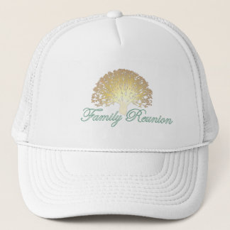 Glowing Tree Family Reunion Cap