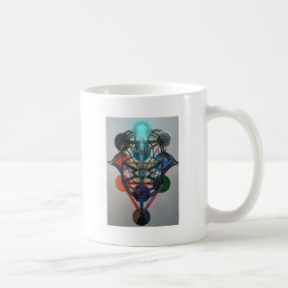 Glowing Tree of Life Coffee Mug