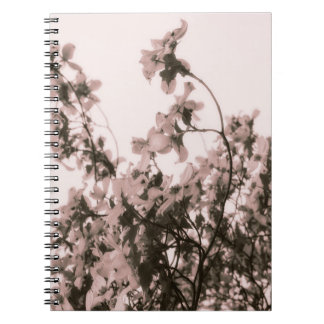 Glowing Tree (Pink) Notebook