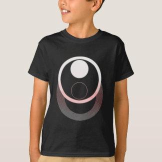 Glowing 'Vector' Circles T-Shirt