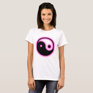 Glowing Yin Yang T-Shirt