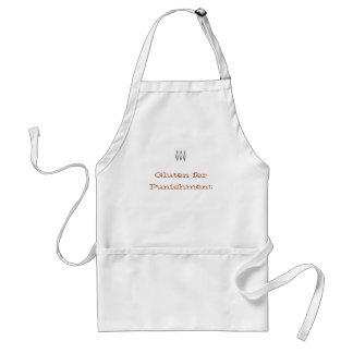 Gluten for Punishment Standard Apron