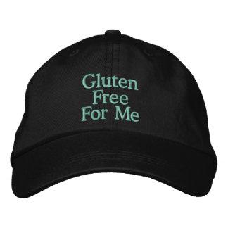 Gluten Free Celiac Cap Embroidered Hats