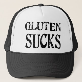 Gluten Free Celiac Designs No Way Trucker Hat