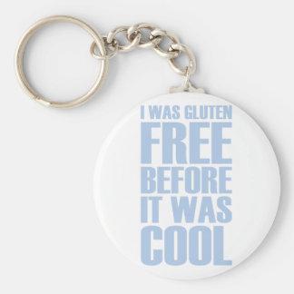 Gluten Free Keychain