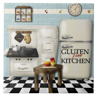 Gluten Free Kitchen Tile