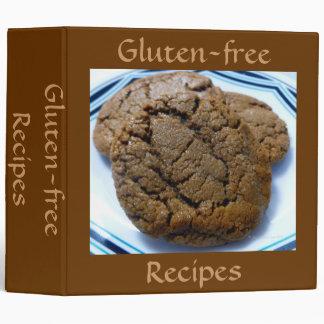 Gluten-free Recipes Binder