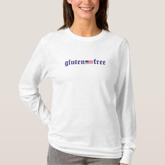 gluten-free -  U.S. Flag Long Sleeve Tee