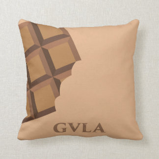 Gluttony - 7sins throw pillow
