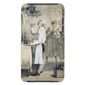 Gluttony in the Kitchen, from a series of prints d Barely There iPod Covers