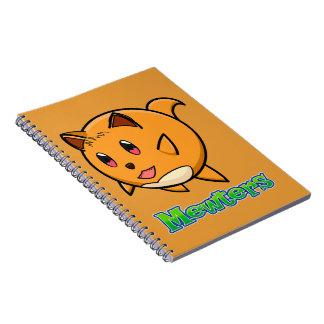 Glutty Notebook