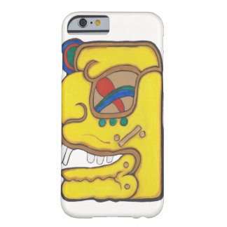 GLYPH FOR THE NUMBER SIXTEEN, UACLAHUN BARELY THERE iPhone 6 CASE