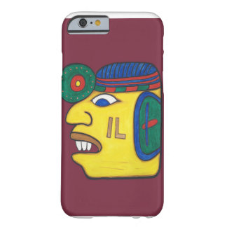 GLYPH OF NUMBER THREE, OX BARELY THERE iPhone 6 CASE