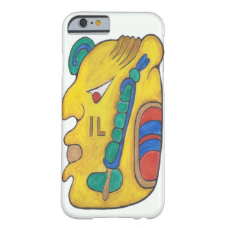 GLYPH OF THE NUMBER SIX BARELY THERE iPhone 6 CASE