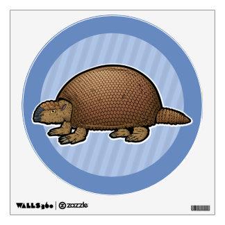 Glyptodon Wall Sticker