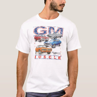 GM Muscle T-Shirt