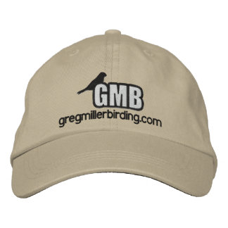 GMB basic hat with double stitch for lighter hats