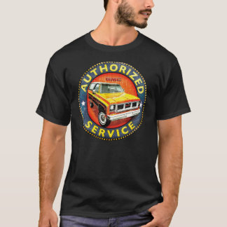 GMC Jimmy service sign T-Shirt