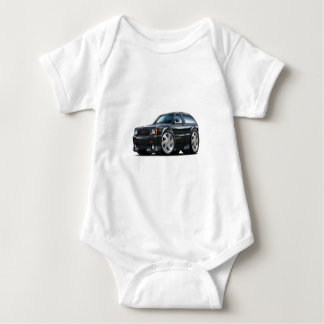 GMC Typhoon Black Truck Baby Bodysuit
