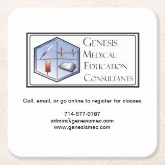 GMEC Coaster