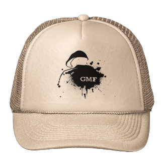 GMF Old School Fresh Cap Trucker Hat