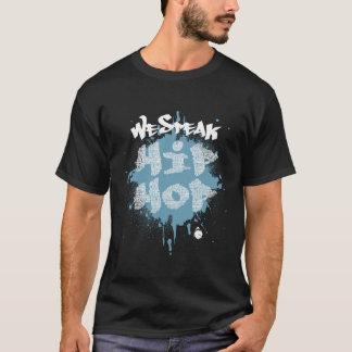 GMF We Speak Hip Hop T-Shirt