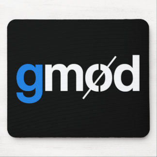 Gmod Logo Gaming Mouse Pad