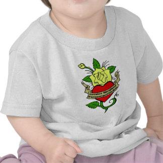 gmps rose tattoo tshirts