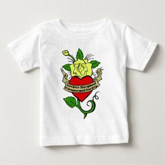 gmps rose tattoo tshirt