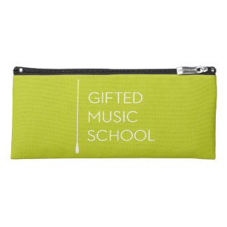 GMS Green Pencil Case