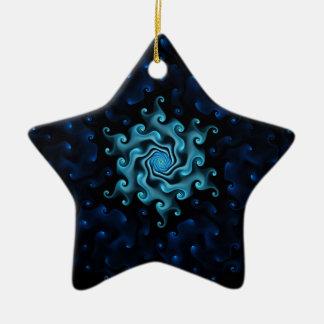 Gnarly Dreams Ceramic Star Ornament