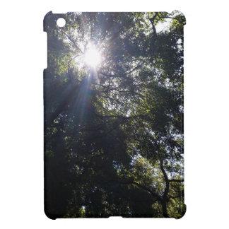 Gnarly oak. cover for the iPad mini